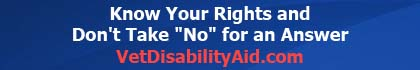 Veteran Disability Aid
